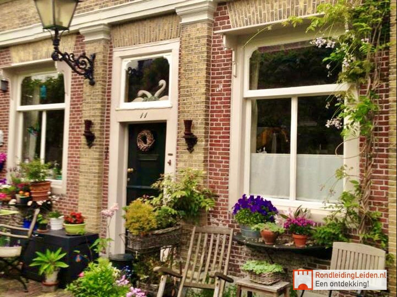 Rondleiding Hofjes in Leiden